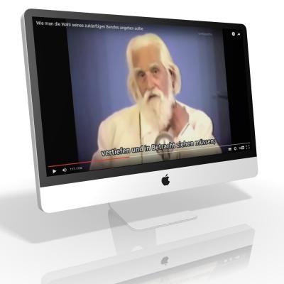 Video-Portfolio: Wie man die Wahl seines zukünftigen Berufes angehen sollte