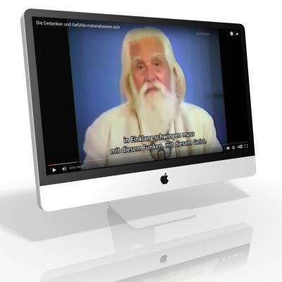 Video-Portfolio: Die Gedanken und Gefühle materialisieren sich