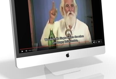 Video-Portfolio: Die Macht der Einigkeit - der Laser