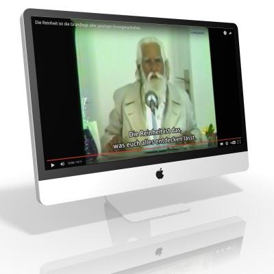 Video-Portfolio: Die reinheit ist die Grundlage aller geistiger Errungenschaften