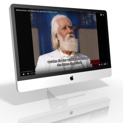 Video-Portfolio: Weihnachten, die Geburt des göttlichen Kindes in uns