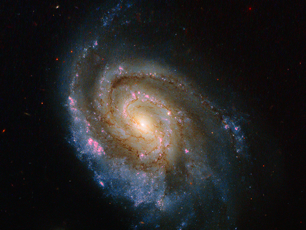 Credit: ESA/Hubble & NASA - Stellar explosions in NGC 6984